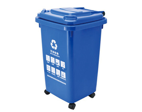 上海钢木垃圾桶生产厂 欢迎来电 诺盈环境科技供应