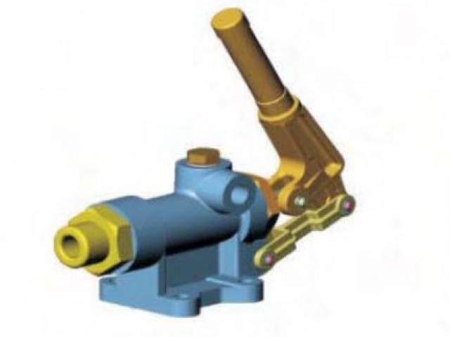 福州液压手动泵供应 欢迎来电 上海欧乐传动与控制技术供应