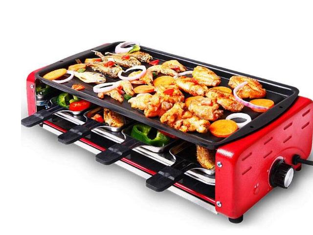 安徽無煙電燒烤機批發