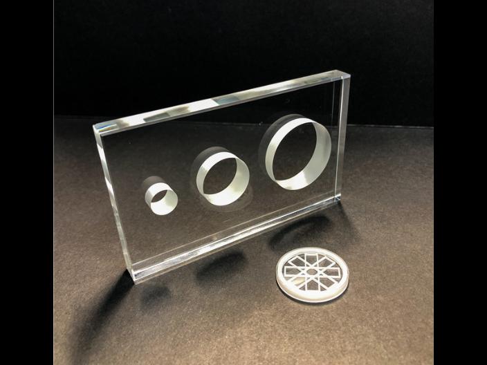 天津k9玻璃激光打孔