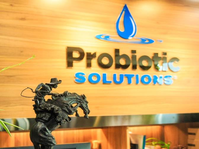 甘肃氨氮 创新服务 普罗生物技术供应