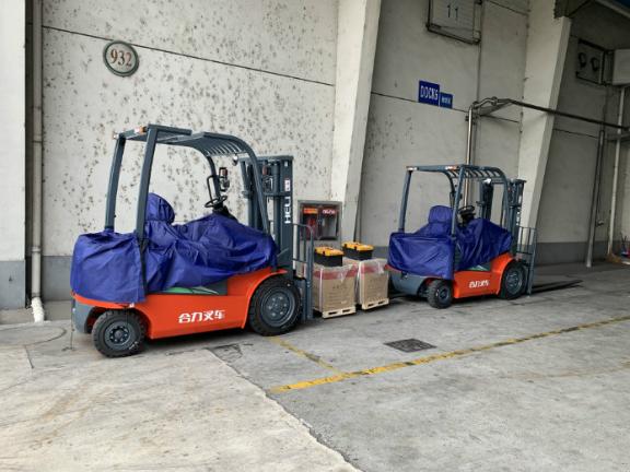 查找叉车出租 上海企力叉车服务供应