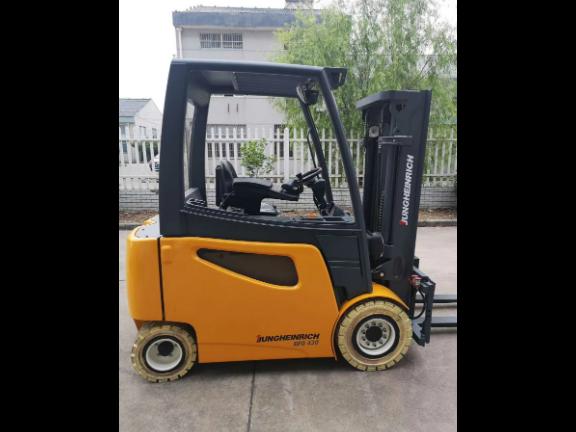 苏州二手电动平衡重叉车回收 上海企力叉车服务供应