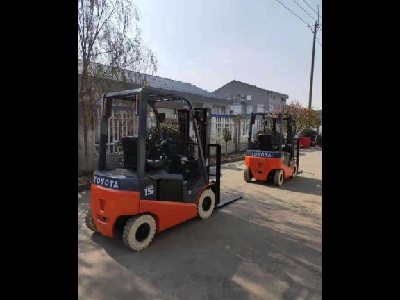 上海二手叉车电池哪家好 上海企力叉车服务供应