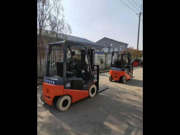 上海手动叉车轮胎更换 上海企力叉车服务供应