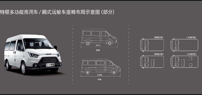 上海特顺七座物流车供货公司,物流车