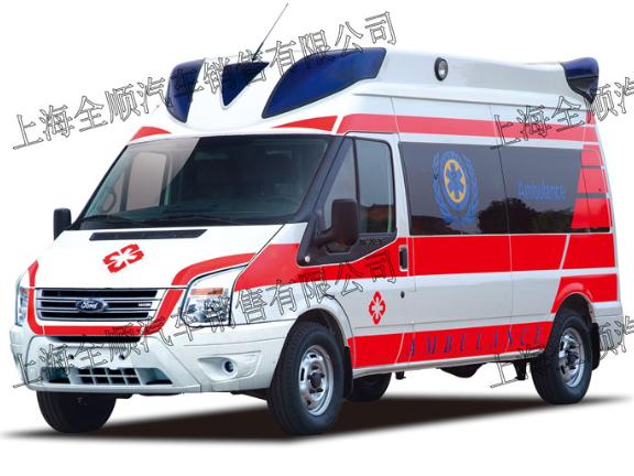 上海新全顺救护车4s店 客户至上 上海全顺汽车销售供应