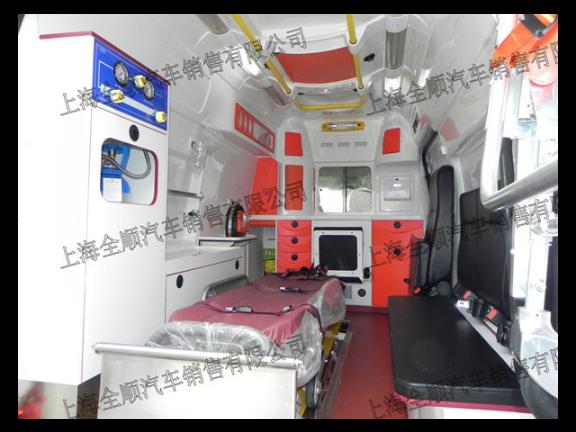 全顺救护车供货厂商 欢迎来电 上海全顺汽车销售供应