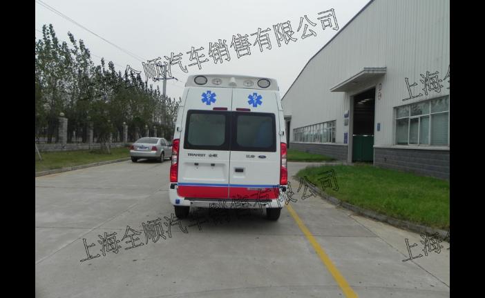 全顺医疗改装车供货企业 欢迎来电 上海全顺汽车销售供应