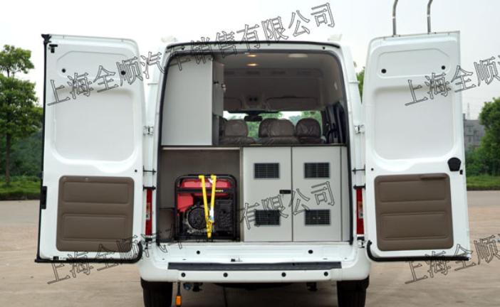 上海全顺医疗车企业 客户至上 上海全顺汽车销售供应