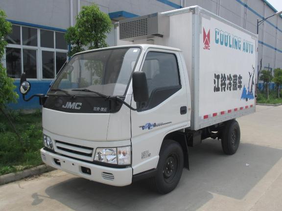 血液冷藏车上海4S店价格