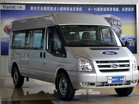国六新全顺物流车批发价钱 客户至上 上海全顺汽车销售供应