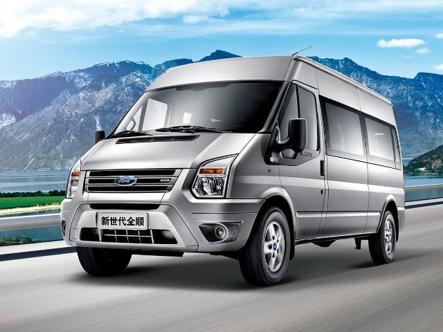 上海新世代27座商务车供货价格 客户至上 上海全顺汽车销售供应