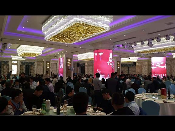上海中式宴会预定哪家比较好 上海泉雨供应
