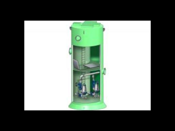 广州一体化供水泵站价格