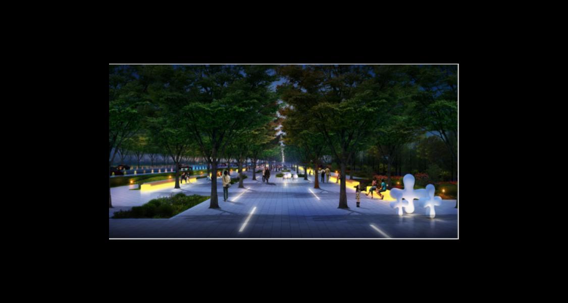 常州景观照明工程设计