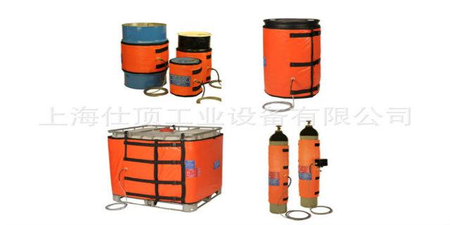 200L圆桶电加热毯「上海仕顶工业设备供应」