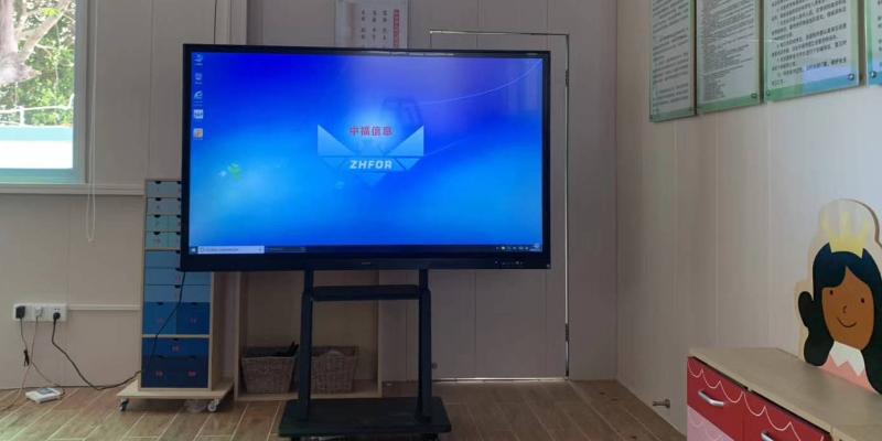 静安区电子白板触控一体机供应 信息推荐 上海实翟计算机供应