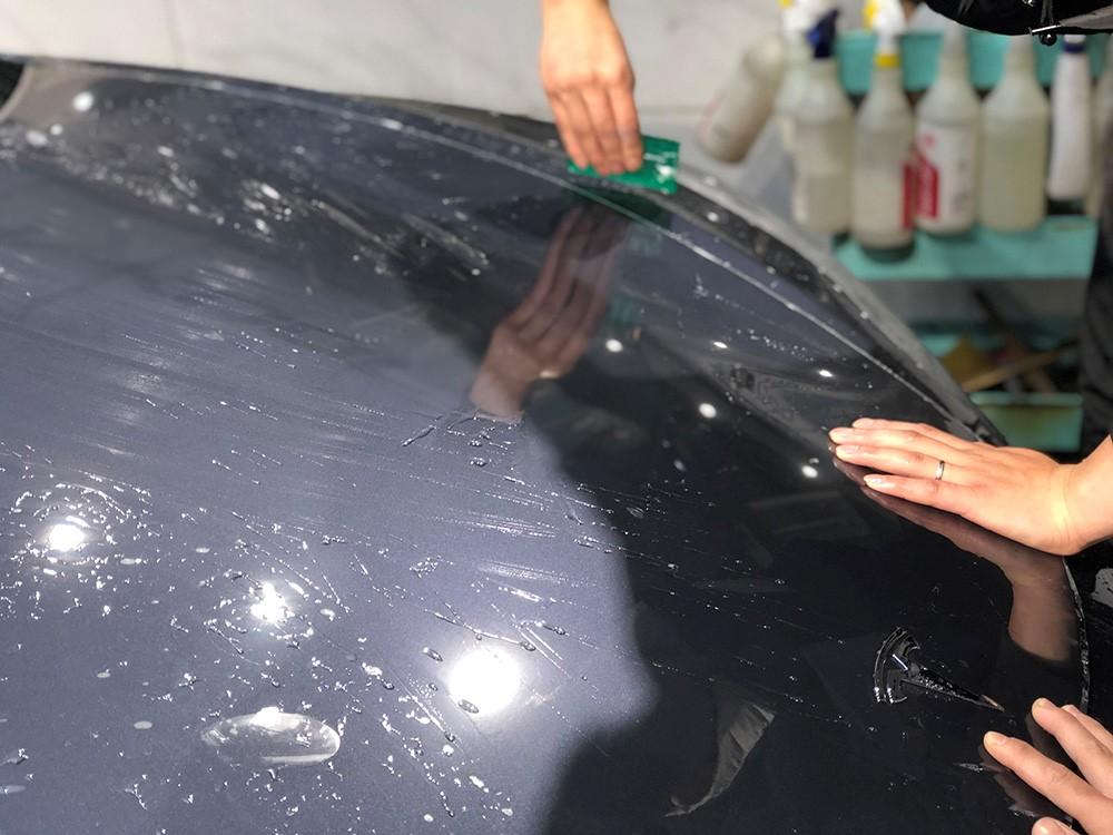 浦东新区贴膜隐形车衣散热「上海舒米汽车维修服务供应」