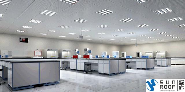 昆山净化室恒温恒湿实验室性价比高 上海盛庐节能机电供应