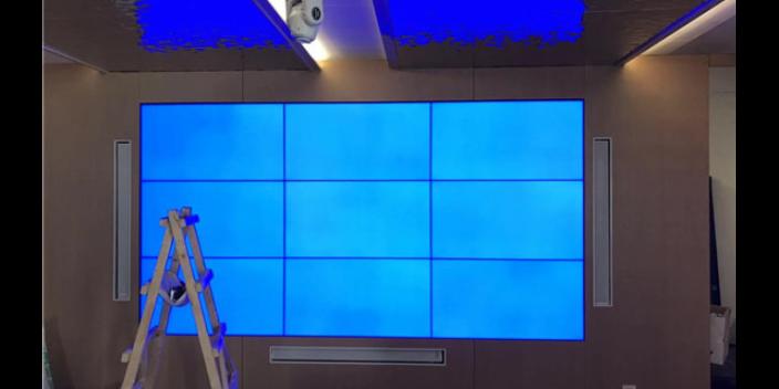 宝山区高清LED大屏监控,LED大屏