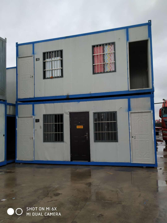 昆山便宜集装箱式活动房厂家,集装箱式活动房