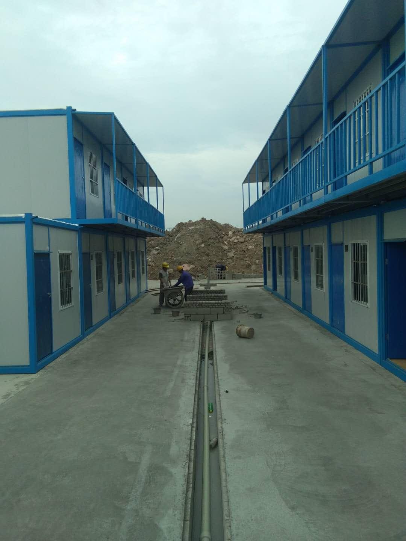 昆山民工活动房公司 欢迎来电「上海世族活动房供应」