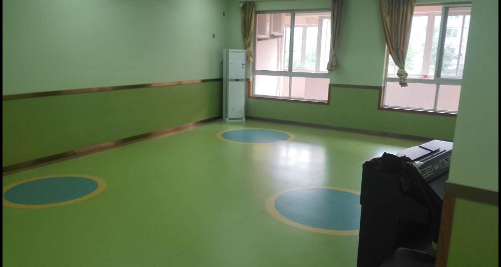 江苏幼儿园塑胶地板制造商