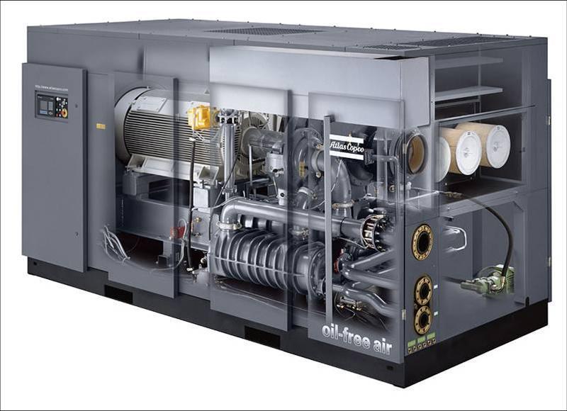 泉州组装空压机余热回收