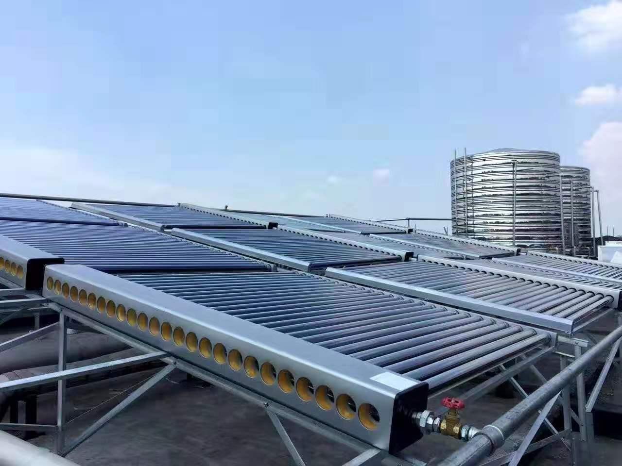 苏州工业园太阳能热水工程市场价格