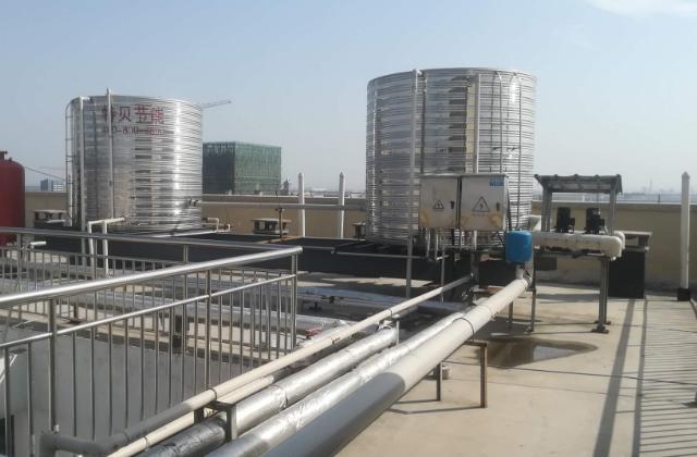 浙江維修空氣能熱水安裝廠家 來電咨詢「上海田潔新能源供應」