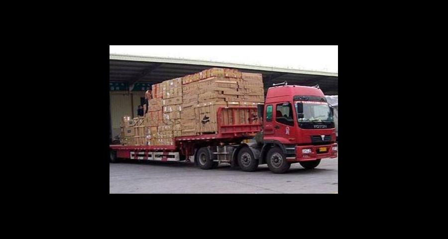 杨浦区到安徽大件运输费用 上海嘉闵国际物流供应