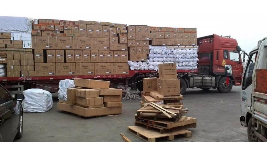 上海到广西快运运输价格 推荐咨询「上海嘉闵国际物流供应」