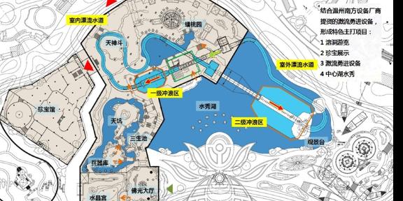 北京兒童水上樂園設計施工
