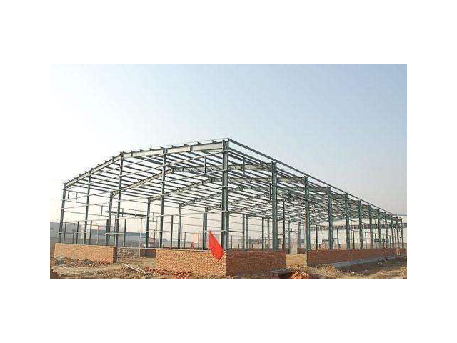 舟山两层钢结构厂房工程报价
