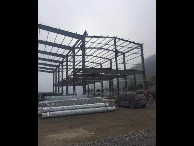 金华普通钢结构厂房工程公司