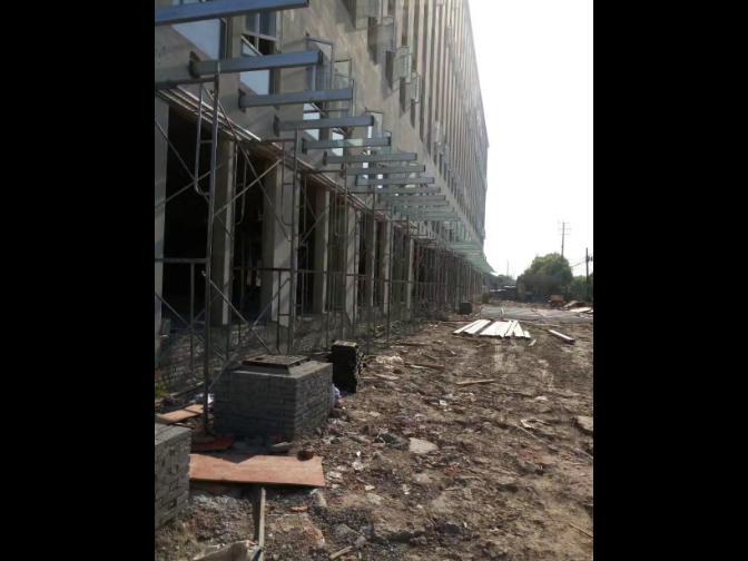 徐州建造钢构遮阳雨棚施工公司 和谐共赢 上海拓立建筑装饰工程供应