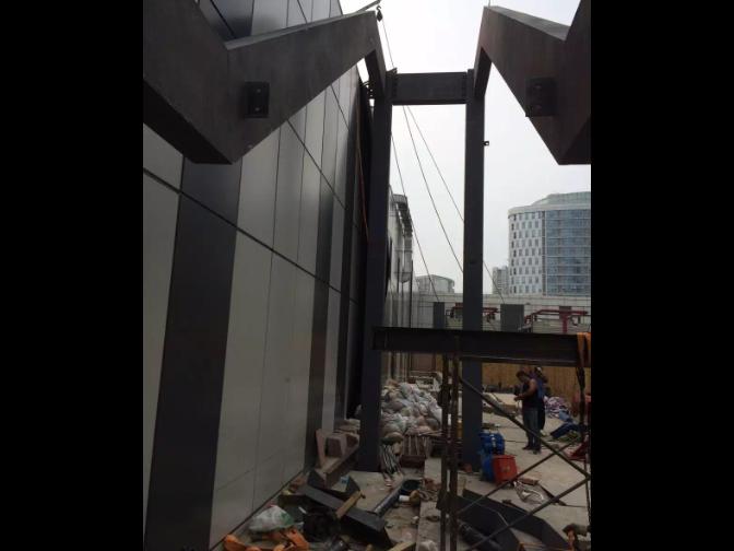 金华多层钢结构楼梯设计公司 诚信为本 上海拓立建筑装饰工程供应