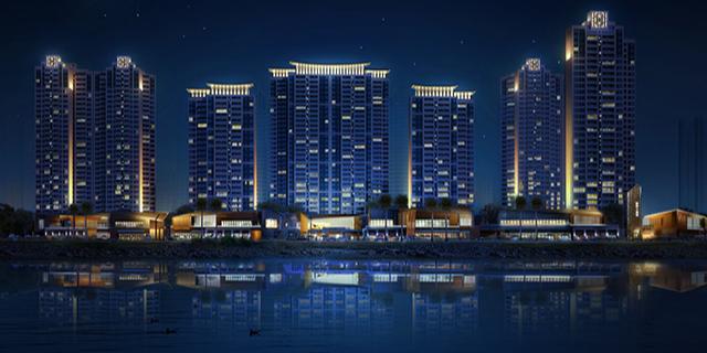 中國臺灣戶外3D燈光設計效果 來電咨詢「上海上煌照明工程供應」