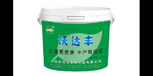 腐殖酸水溶肥发展 和谐共赢「山东和田旺生物科技供应」