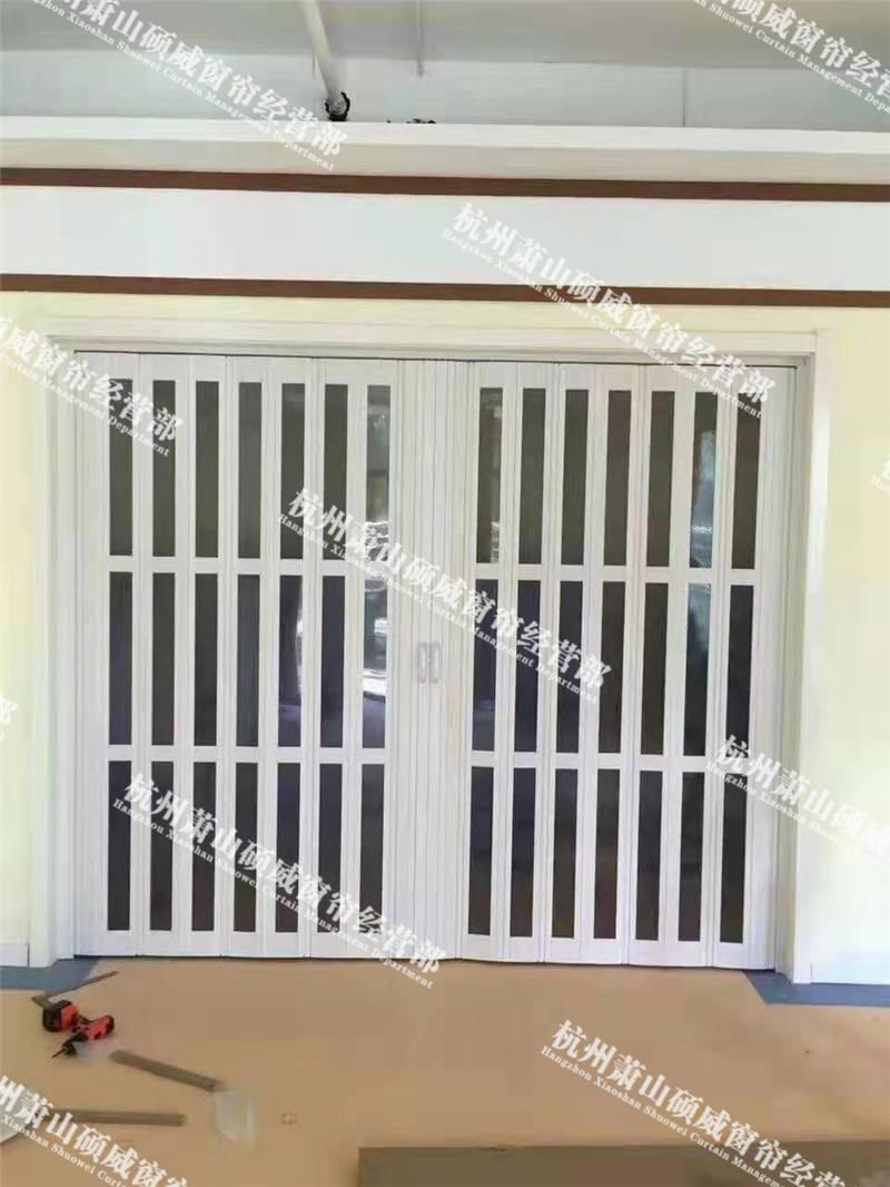 杭州环保折叠门生产商 来电咨询「杭州萧山硕威窗帘供应」