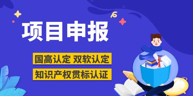 海南集团高企认定申报条件,高企认定