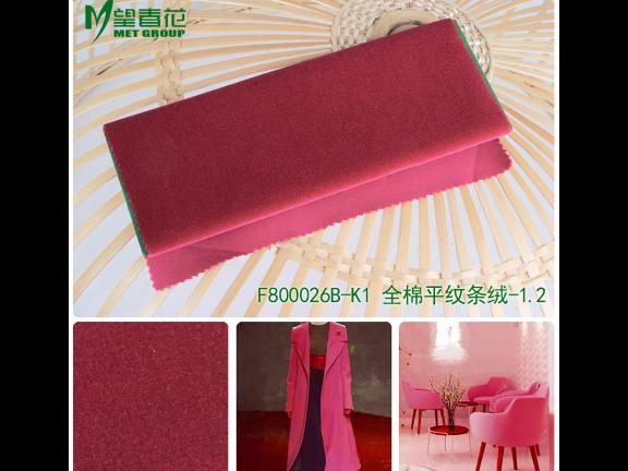 上海天鵝絨雙面復合面料批發價 歡迎來電「上海望春花進出口貿易供應」