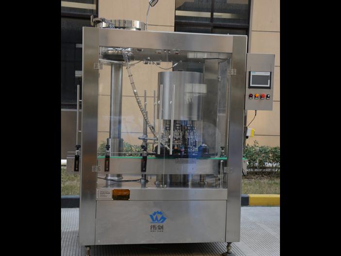 香油灌裝機哪里買 客戶至上 上海緯劍機械供應