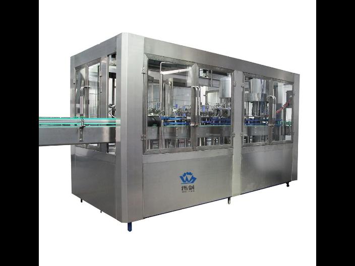 桶裝水全自動灌裝機哪里買 歡迎來電 上海緯劍機械供應