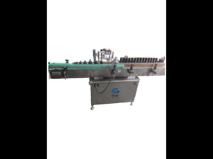 纸管自动贴标机售价 值得信赖 上海纬剑机械供应