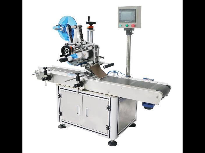 塑料盒貼標機采購 性能穩定 上海緯劍機械供應;