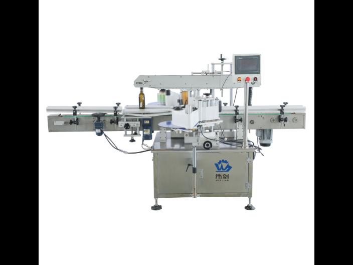 平面自动贴标机制造商 来电咨询 上海纬剑机械供应
