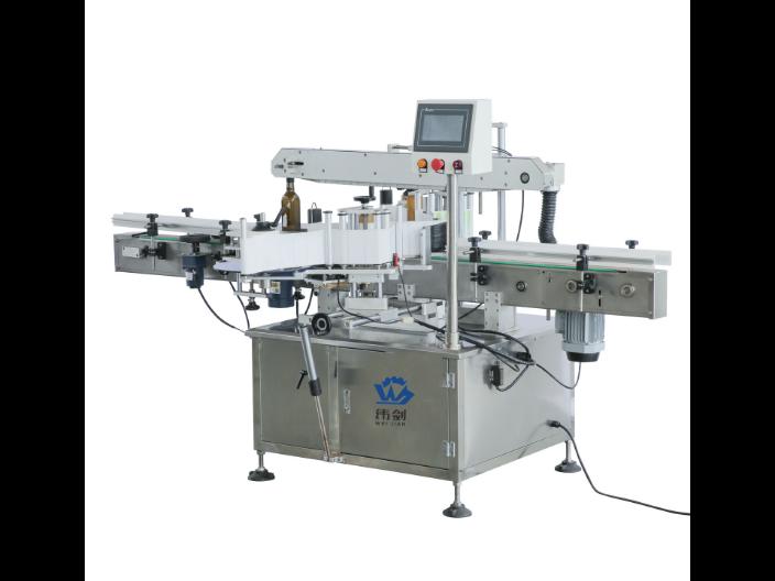 單標貼標機定制廠家 歡迎咨詢 上海緯劍機械供應
