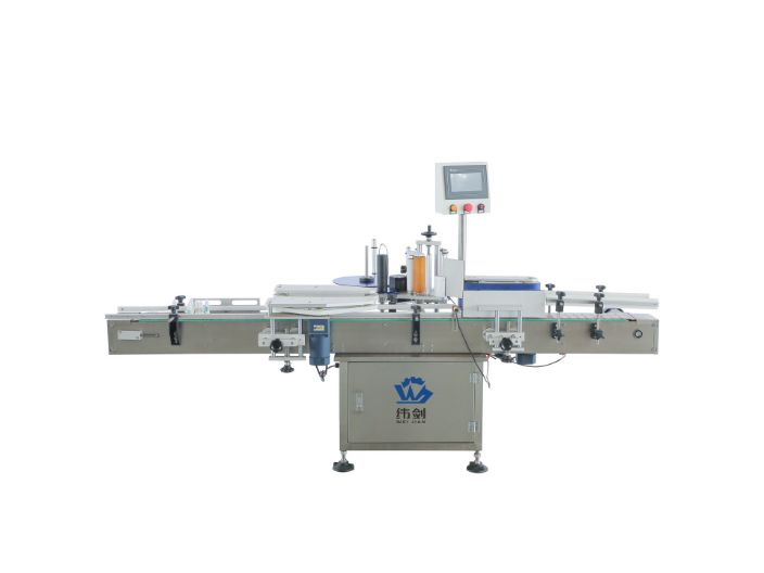 自動高速貼標機制作報價 質量可靠 上海緯劍機械供應